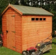 Secure Shed